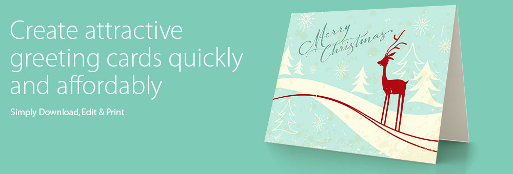 Greeting Card Templates - Microsoft Word Templates & Publisher Templates