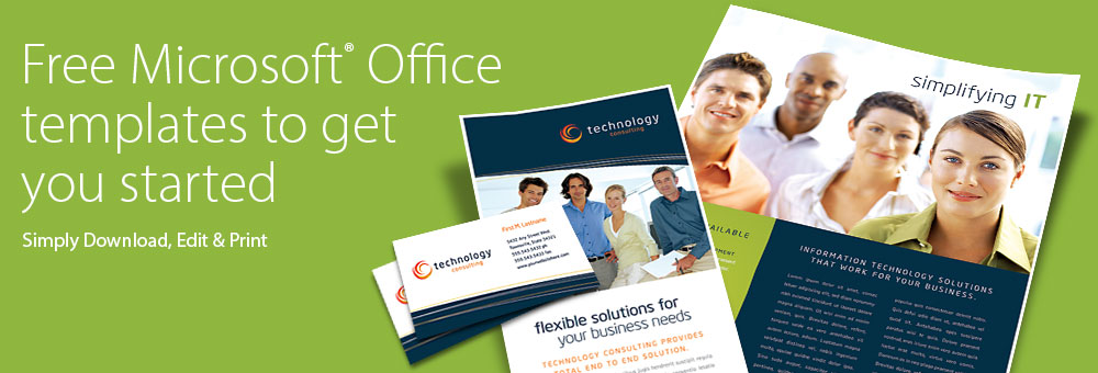 Free Office Templates