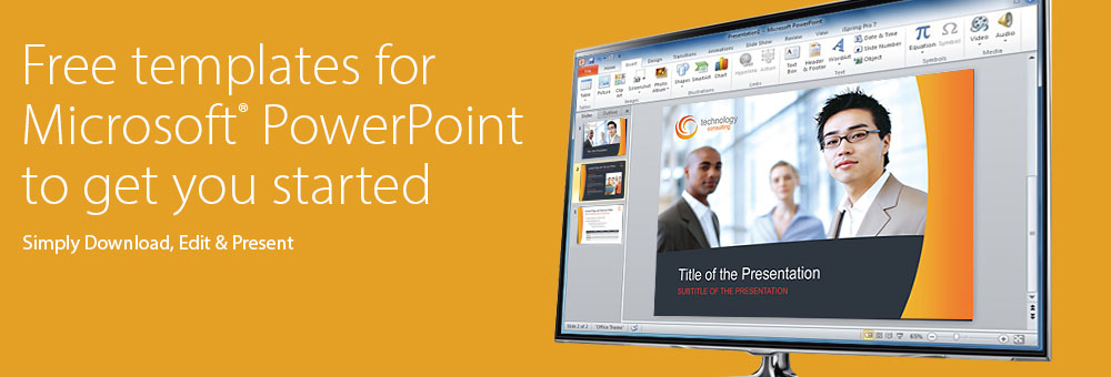 Free Microsoft Powerpoint Template
