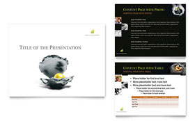 Wealth Management Services PowerPoint Presentation - PowerPoint Template