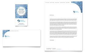 Carpet Cleaning Letterhead - Word Template & Publisher Template