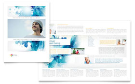 Behavioral Counseling Brochure - Word Template & Publisher Template