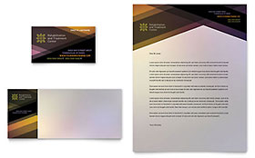 Rehab Center Business Card Template