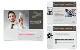 Corporate Business PowerPoint Presentation - PowerPoint Template