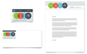 Business Analyst Letterhead Template