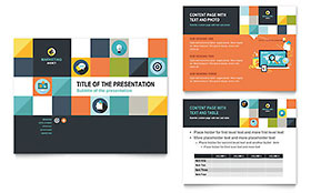Advertising Company Presentation - Microsoft PowerPoint Template