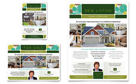 Real Estate Flyer & Ad - Microsoft Office Template