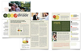Mortgage Broker Newsletter - Microsoft Office Template