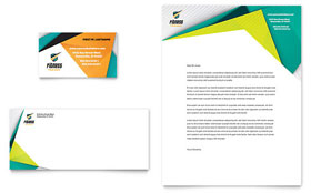 Business Cards - Microsoft Word Templates