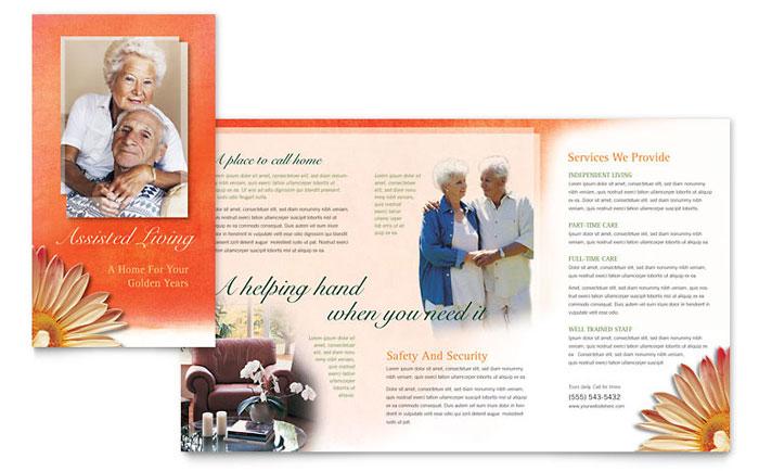 publisher brochure templates .