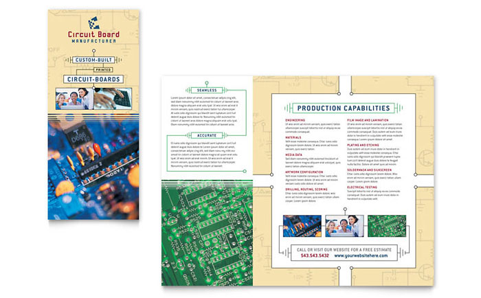 Microsoft Word Brochure Templates - Microsoft publisher brochure templates