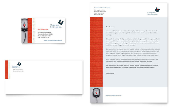 microsoft templates for business cards