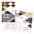 Roofing Contractor - Brochure Template
