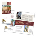 Decks & Fencing - Brochure Template