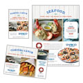 Seafood Restaurant - Flyer & Ad Template
