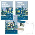 Real Estate Agent - Postcard Template