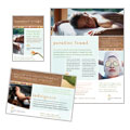Health & Beauty Flyers - Word Templates & Publisher Templates