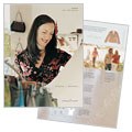 Women's Clothing Store - Brochure Template