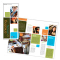 Arts Council & Education - Brochure Template