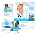 Medical Flyers - Word Templates & Publisher Templates