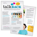 Speech Therapy - Newsletter Template