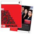 Business Executive Coach - Brochure Template