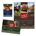 Horse Riding Stables & Camp - Flyer & Ad Template