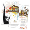 Church Ministry & Youth Group - Brochure Template