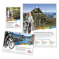 Bike Rentals & Mountain Biking - Flyer & Ad Template