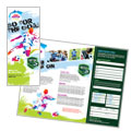 Youth Soccer - Tri Fold Brochure Template