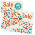 Summer Color Floral - Sale Poster Template