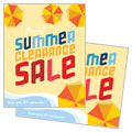 Summer Beach - Sale Poster Template