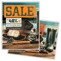Fishing Gear - Sale Poster Template