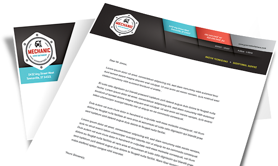 Word Letterhead Templates - Publisher Letterhead Templates - Microsoft Office