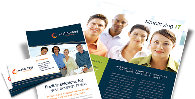 LayoutReady  Free Brochure Templates Word
