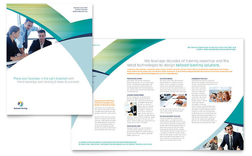Business Training Brochure