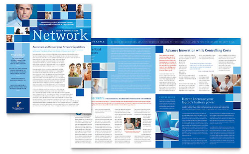 human resources - newsletter templates