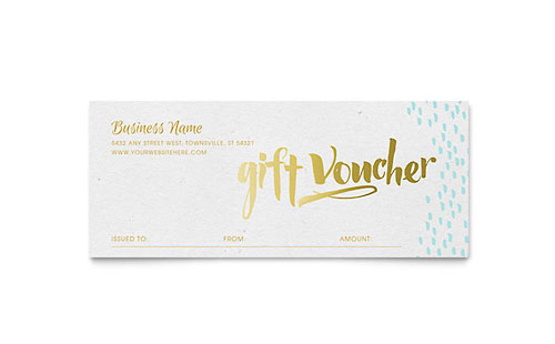 Gift Certificate Templates  Word  Publisher  Microsoft Office