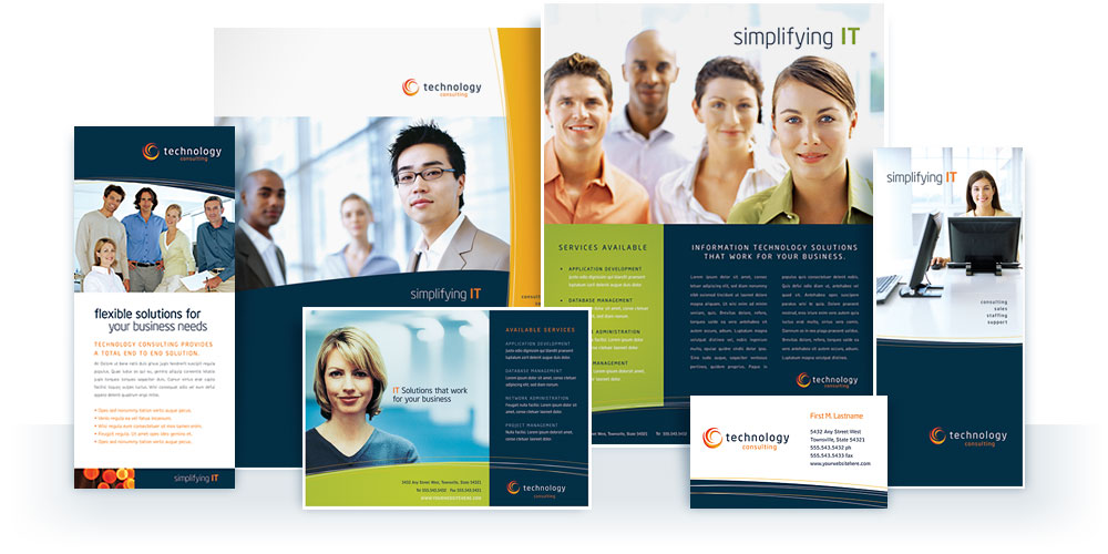 Free Template Set - Microsoft Office Templates