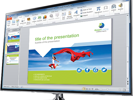 PowerPoint Presentation Templates - Microsoft PowerPoint Templates