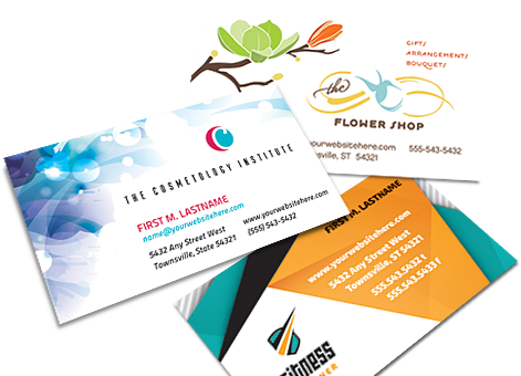 Printable Business Card Template - Microsoft Word & Publisher