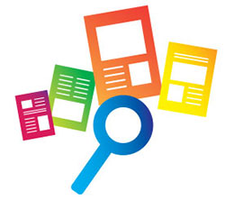 Search and Download Documents Online Icon