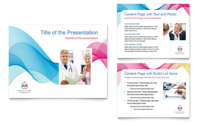 Insurance Consulting PowerPoint Presentation Template - PowerPoint