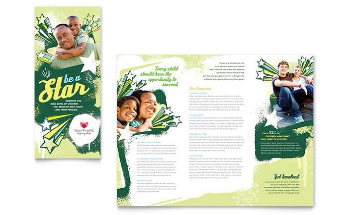 LayoutReady  Microsoft Word Tri Fold Brochure Template
