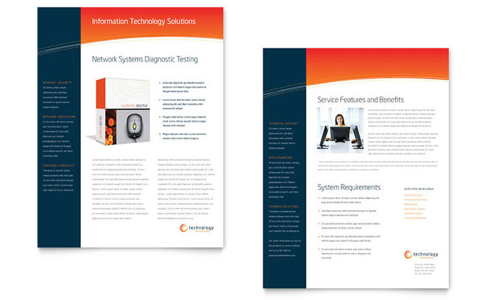 brochure templates free download for microsoft word - free datasheet template download word publisher templates