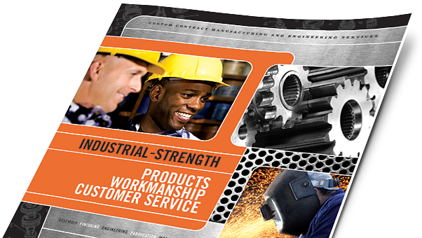 Manufacturing Brochures, Flyers, Newsletters - Microsoft Word Templates & Publisher Templates